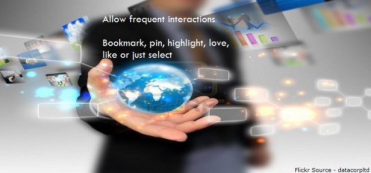 Allow Frequent Interactions
