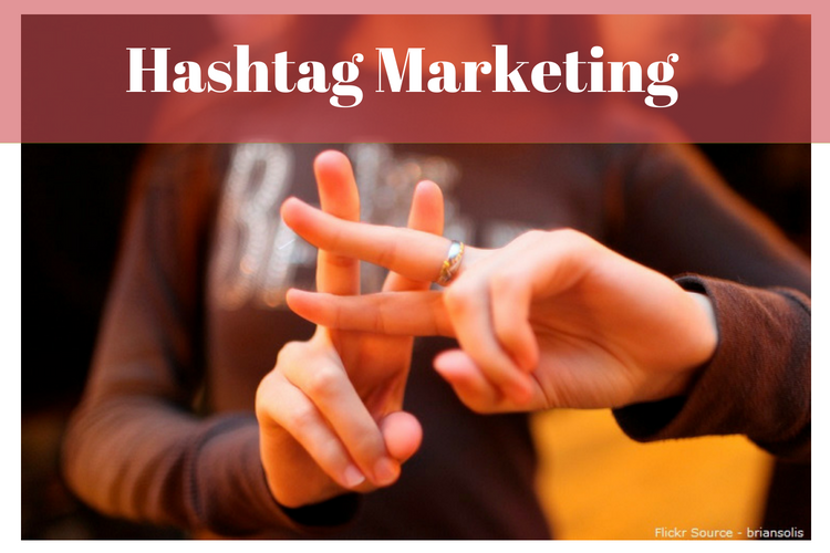 Hashtag Marketing