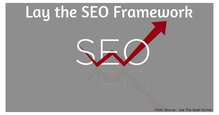 Lay the SEO Framework