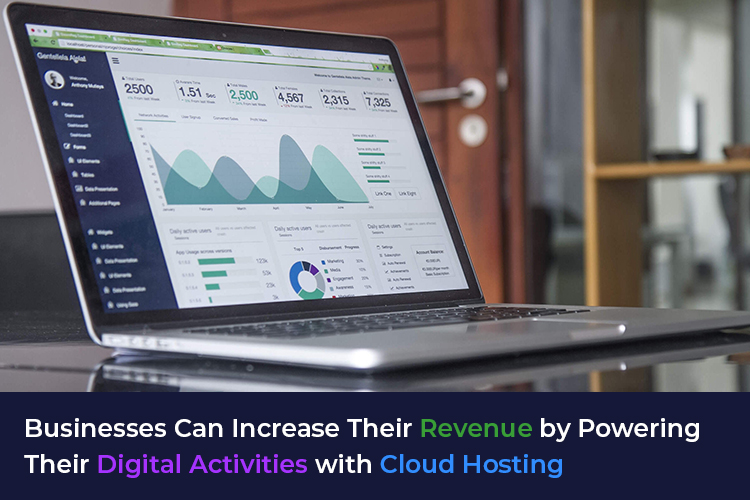 Increase Revenue with Cloud Hosting