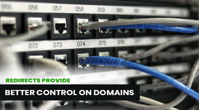Control On Domains
