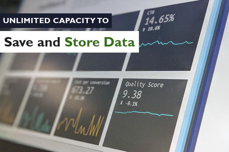 Unlimited Capacity Of Cloud Based Hosting