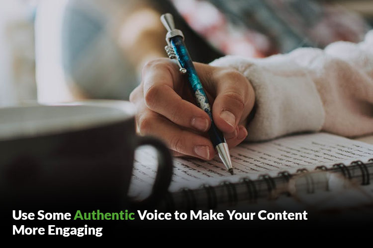 Authentic Voice in Content
