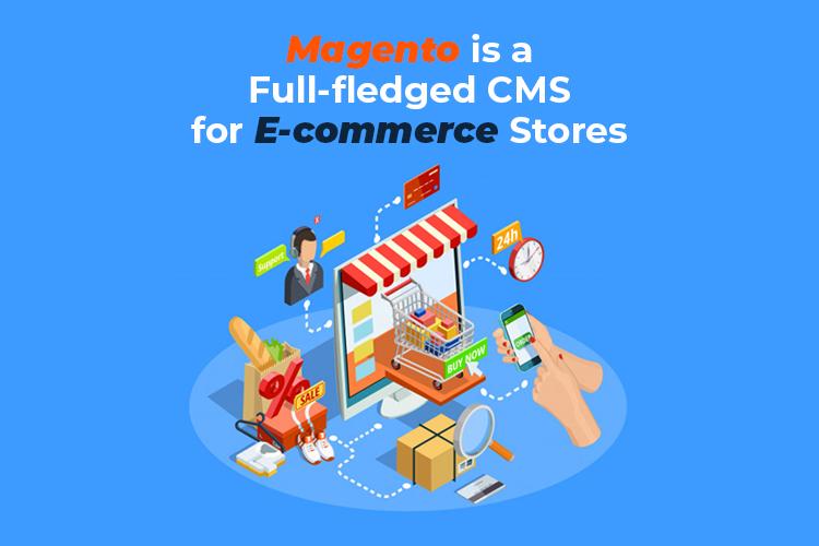 Magento E-commerce Store