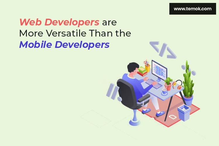 Mobile Developer Versatility