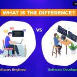 software developer vs software engineer