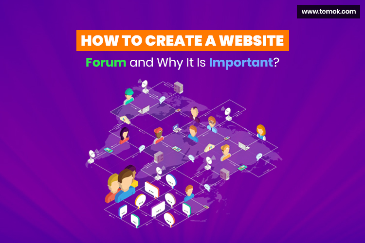 How To Create A Website Forum