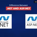 Difference between .net and asp.net