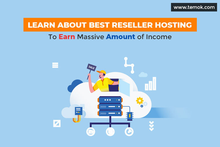 Learn About Best Reseller Hosting To Earn Massive Amount of Income