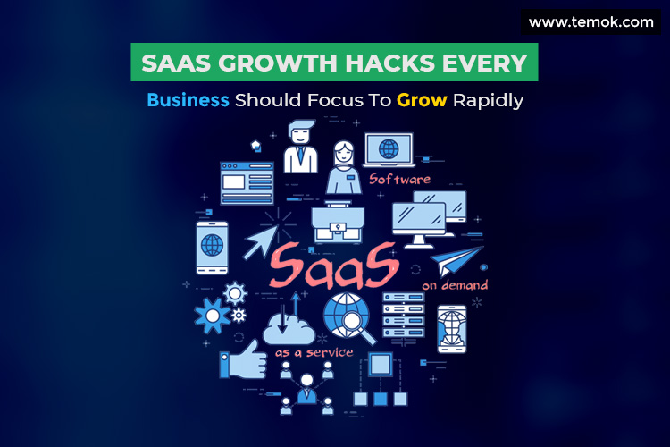 SaaS Growth Hacks: Every Business Should Focus To Grow Rapidly