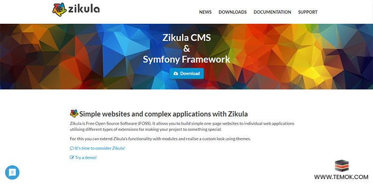 Zikula Framework