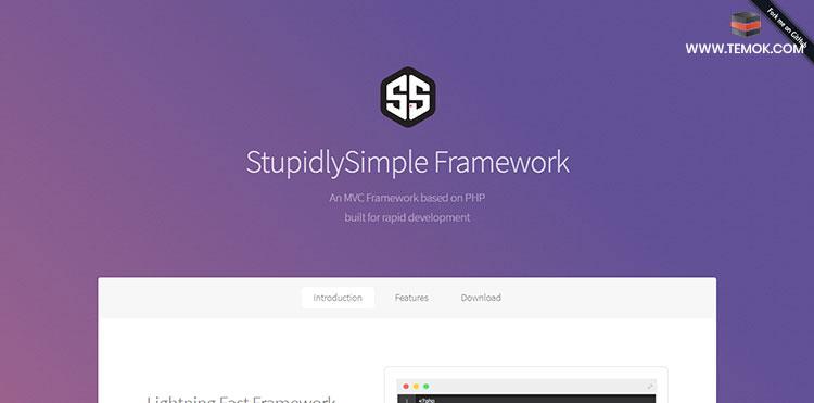 StupidlySimple Framework