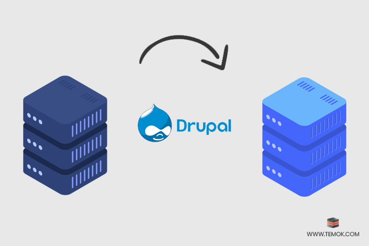 How to Migrate Drupal From One Host to Another?