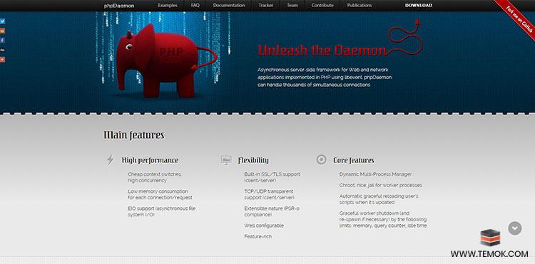 phpDaemon Framework