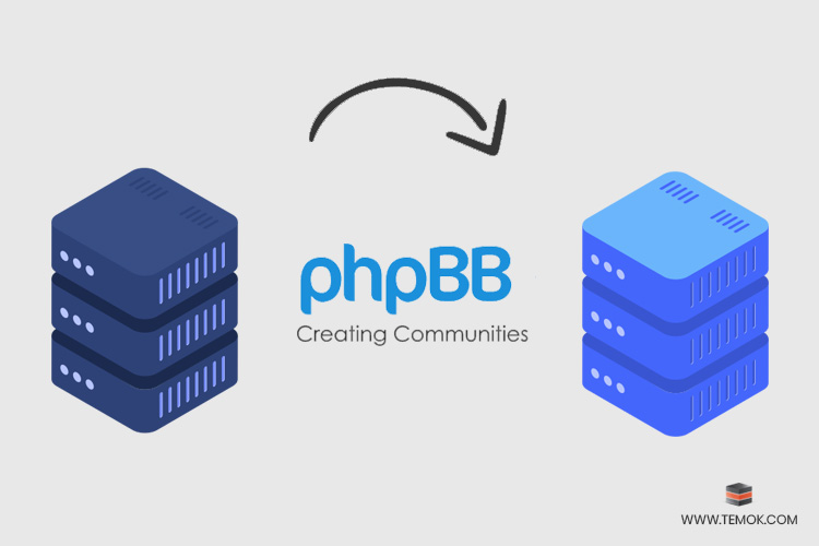 How to Transfer Hosting of phpBB 2 websites with an Old or New Domain?