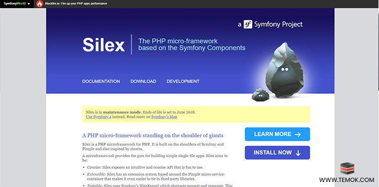 Silex Framework