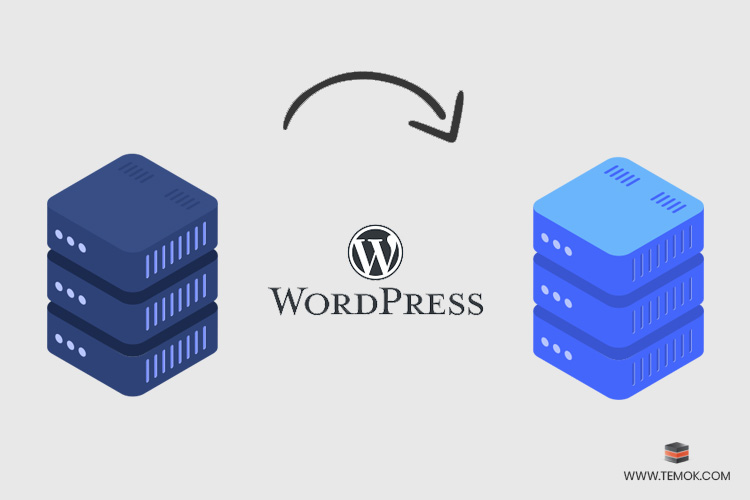 How to transfer the hosting of a WordPress website?
