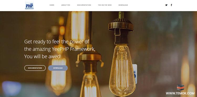 YeePHP Framework