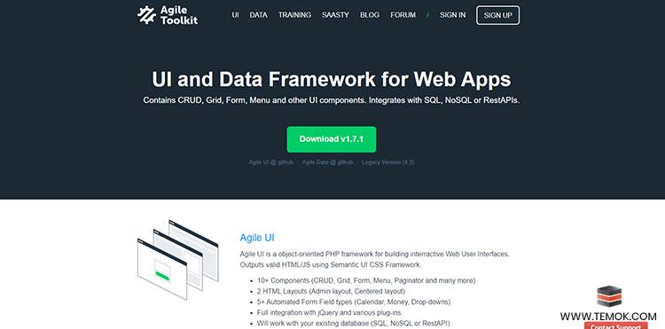 Agile Toolkit Framework