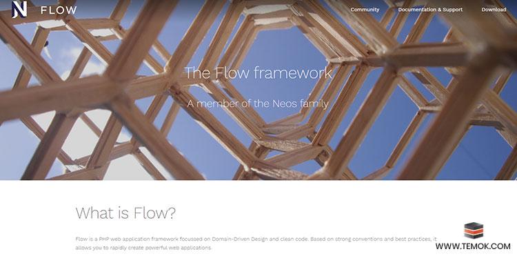 Typo 3 Flow Framework