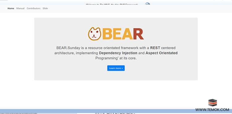 BEAR.Sunday Framework