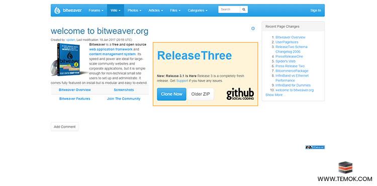 Bitweaver Framework