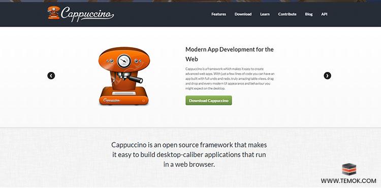 Cappuccino Framework