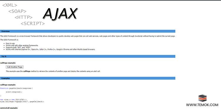 AjaxAC Framework