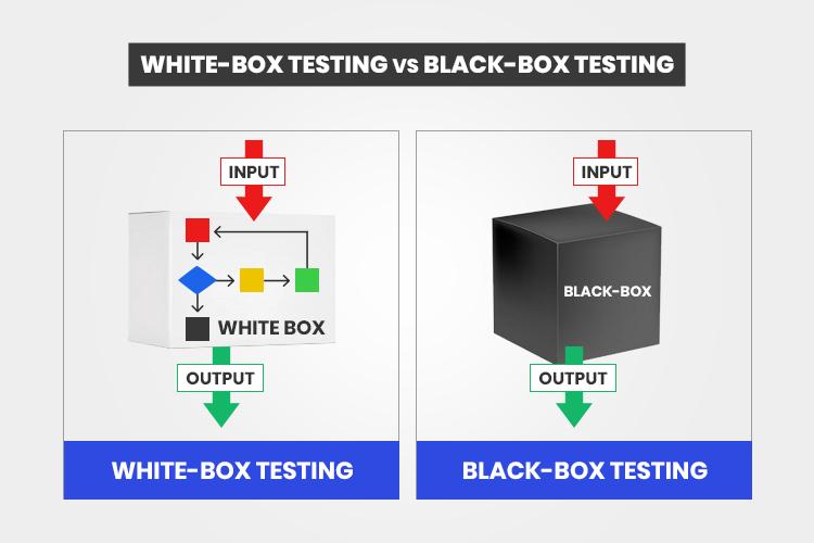 white box testing vs black box testing