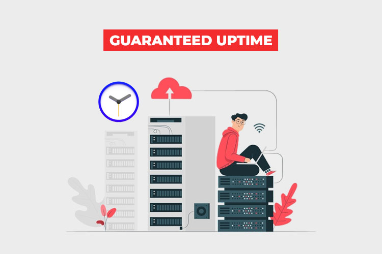 How to choose Web Hosting: Guaranteed Uptime
