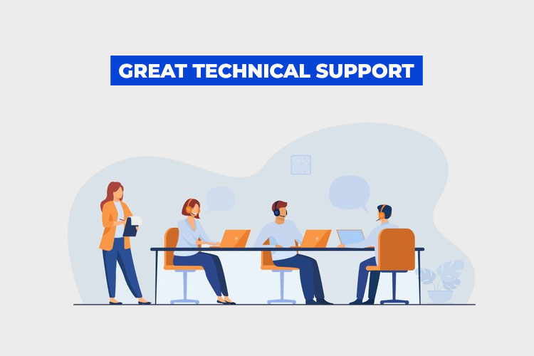 How to choose Web Hosting: Great Technical Support