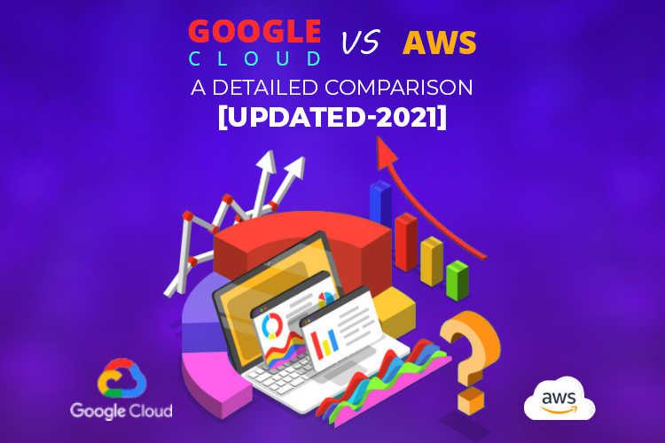 Google Cloud Vs AWS: A Detailed Comparison 2021