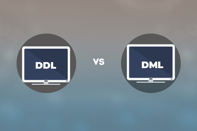 DDL Vs DML: The Big Difference Between DDL and DML