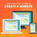 How Long Does It Take to Create a Website & Live it on server?