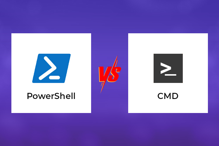 PowerShell Vs CMD (Command Prompt): What is Key Difference?
