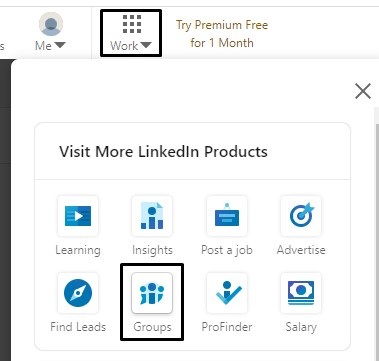 How to create LinkedIn Groups and get followers.