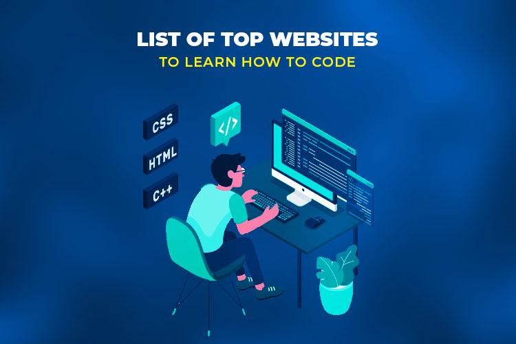 List of Top Websites to Learn How to Code