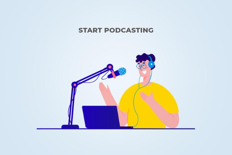 Start Podcasting: