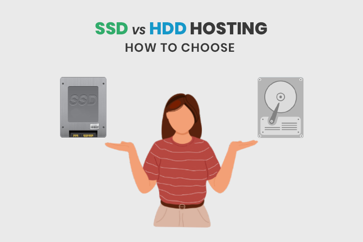 SSD vs HDD Hosting: Which One Is Faster?